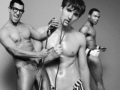 PHOTOS: Broadway Bares In Black and White