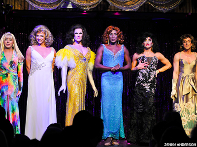 Drag Pageant Gets Glamorous Revival