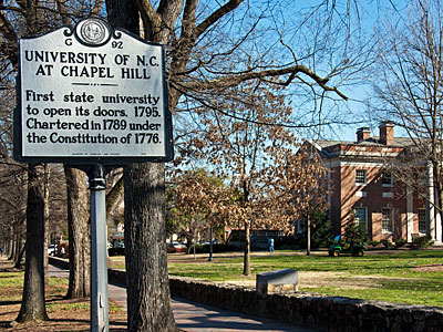 UNC Schools Begin Offering Gay Military Spouses In-State Tuition