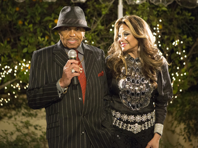 La Toya Reminds Us Why She's Still the Most Fabulous Jackson