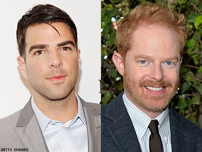 Zachary Quinto and Jesse Tyler Ferguson Are One Thrilling Combination