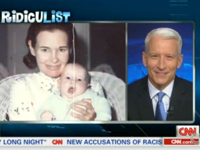 WATCH: Anderson Cooper Gets Surprise Birthday 'Mini-Roast'