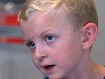 Seven-Year-Old Former Bully Shares Heartwarming Story of Change