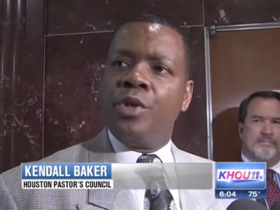 Transphobic Houston Pastor Embroiled in Harassment Accusations