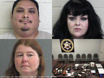 La. Trio Accused of Enslaving Trans Woman