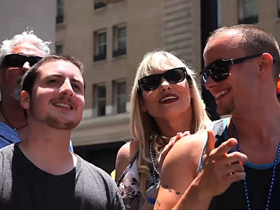 WATCH: Parents Exude Pride in Trans Sons