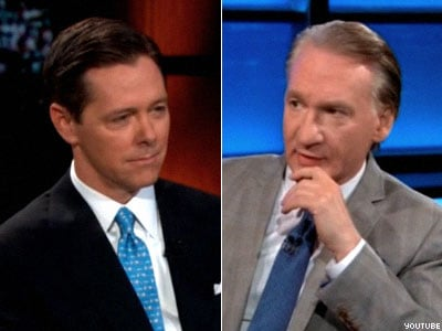 WATCH: Bill Maher Challenges Ralph Reed on Slavery, Stoning