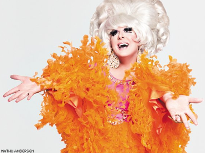 WATCH: A Taste of Lady Bunny's Clowns Syndrome
