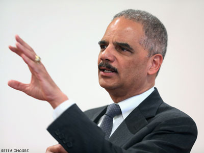 Eric Holder Denounces Scouts' Antigay Policy