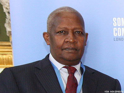 Uganda's Antigay Foreign Minister Appointed U.N. General Assembly President