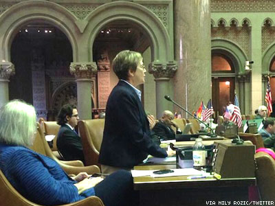 With Assembly Approval, N.Y. Closer to Passing Trans Rights Bill