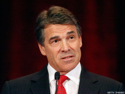 WATCH: Rick Perry Says Gays Were Born This Way — Like Alcoholics