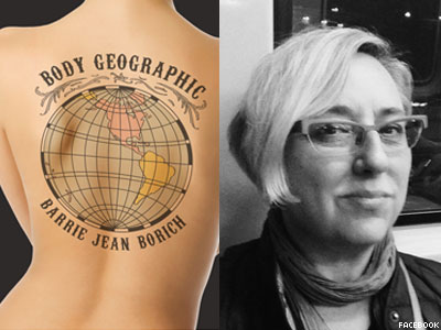 Discover Why Body Geographic Was Named Best Lesbian Memoir