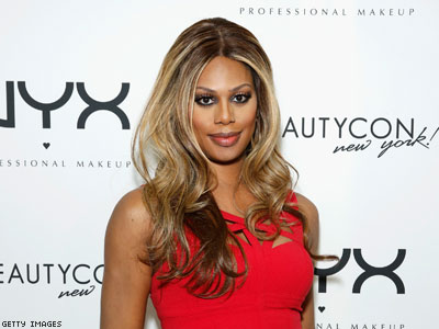 Laverne Cox Talks Race, Trans Issues On Take Part Live