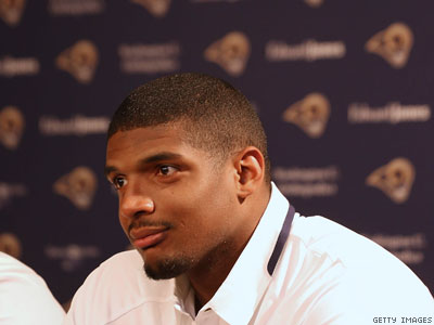 Michael Sam Signed by St. Louis Rams