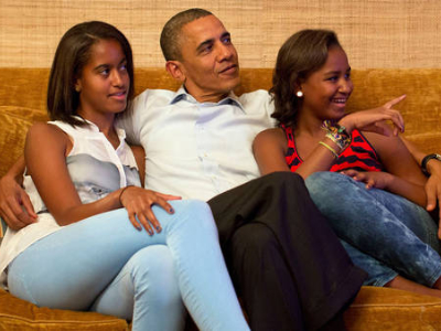 Obama Gives Shout-Out to Gay Dads