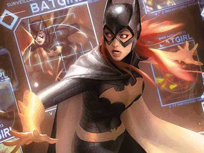 Big Geeky Gay Read: Batgirl 32