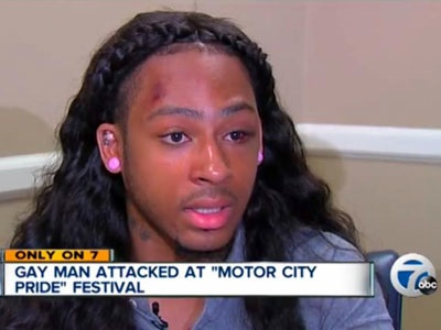 Teen Arrested In Connection To Detroit Pride Anti-Gay Beating