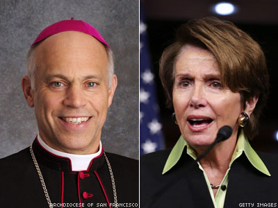 Pelosi Urges S.F. Archbishop to Skip March for Marriage