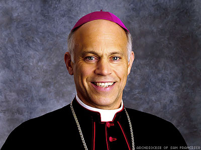 S.F. Archbishop: March for Marriage Not 'Anti-LGBT'
