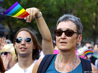 Lesbian Member of Parliament Attacked at Vienna Pride