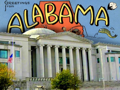 Alabama Sodomy Law Struck Down – Finally