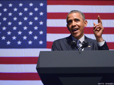 WATCH: Obama on LGBT Progress and Road Ahead