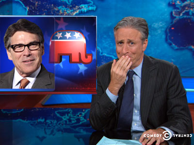 WATCH: Jon Stewart Smacks Down Reparative Therapy Proponents