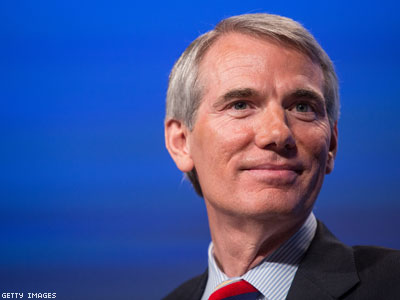WATCH: Do Rob Portman's Pro-Gay Politics Make Him Unelectable?