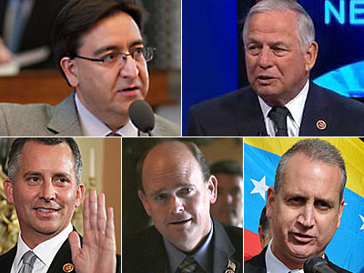 Can These Five Congressmen Be Convinced to Cosponsor ENDA?