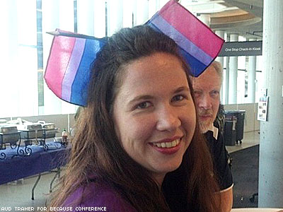 PHOTOS: Bisexual Conference Garners Mayoral Proclamation
