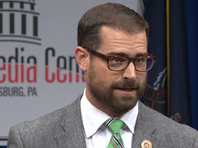 WATCH: Out Pa. Rep. Slams 'Disgusting' Opposition to Statewide ENDA
