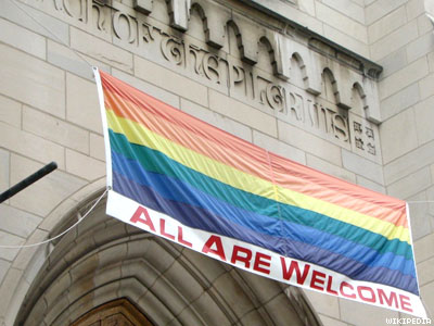 Presbyterian Church Moves Toward Marriage Equality