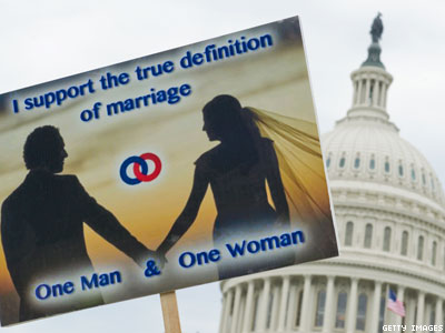 WATCH: 9 Strangest Rants From NOM's Failed March for Marriage
