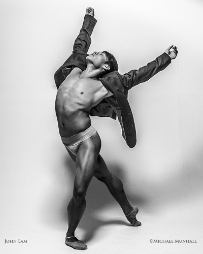 PHOTOS: Boston Ballet's Gay Soloist John Lam