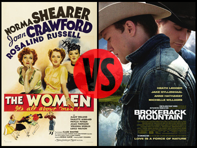 Clash of the Classics: Brokeback Mountain vs. The Women