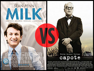 Clash of the Classics: Milk vs. Capote