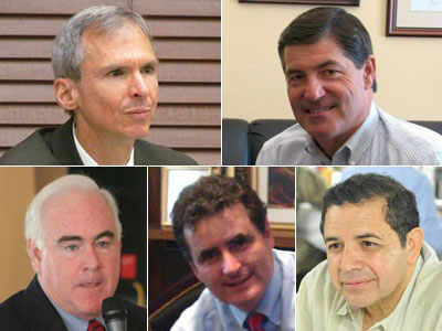 Part 2: Will These 5 Congressmen Cosponsor ENDA?