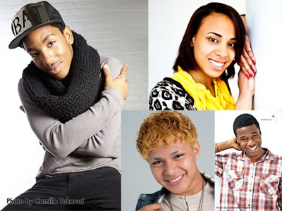 PHOTOS: Faces of LGBT Youth Seeking 'Forever Families'