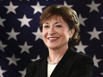 Sen. Susan Collins Endorses Marriage Equality