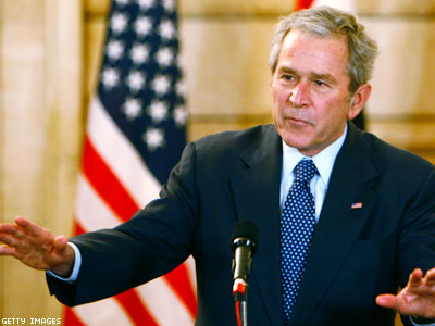 Bush's Gay Staffers Emerge From the Closet