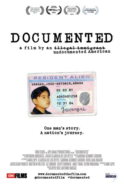 Undocumented, Gay, and Excluded: Jose Antonio Vargas