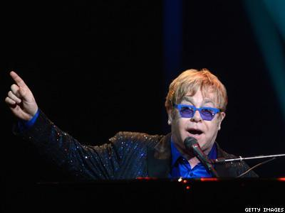 Elton John: Jesus Would Support Same-Sex Marriage