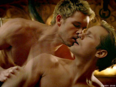 WATCH: The Same-Sex Fantasies of True Blood