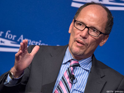 Labor Department Clarifies Stance on Trans Protections