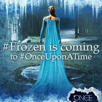 The Characters of Frozen Come to ABC's Once Upon A Time