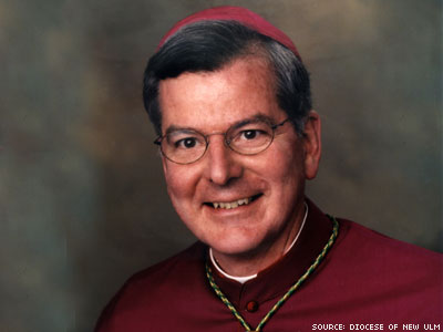 Antigay Minn. Archbishop Accused of Same-Sex Advances