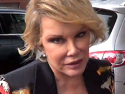 WATCH: Which Transphobic Slur Did Joan Rivers Call Michelle Obama?