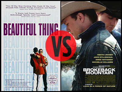 Clash of the Classics: Brokeback Mountain vs. Beautiful Thing