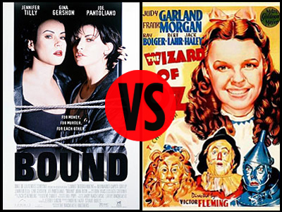 Clash of the Classics: Bound vs. The Wizard of Oz